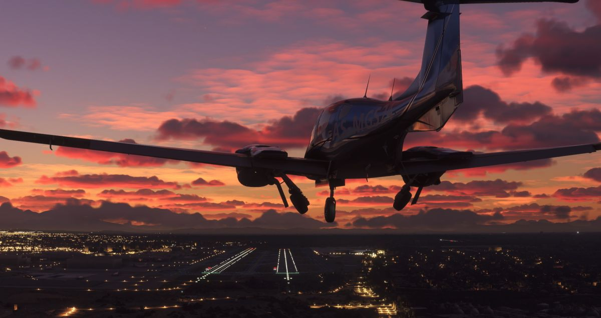 Microsoft Flight Simulator alpha and beta test signups are open
