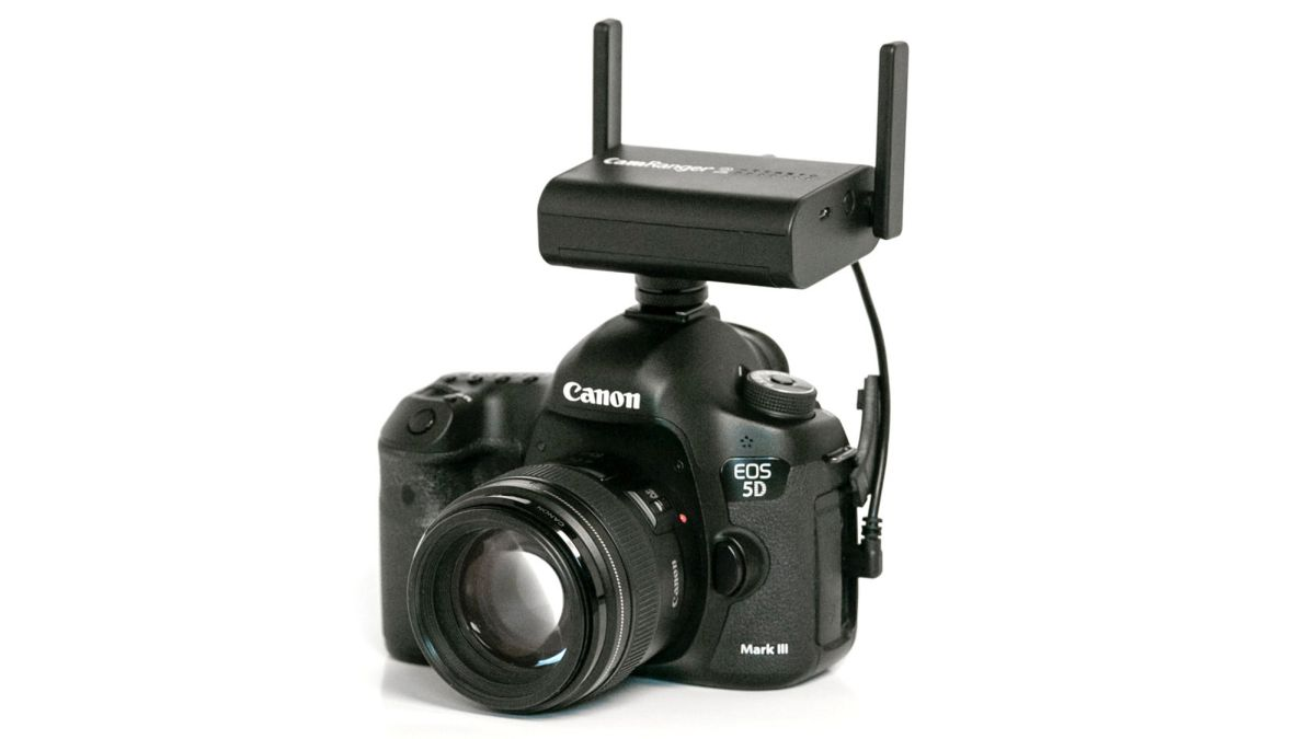 CamRanger 2 takes remote camera control to the next level