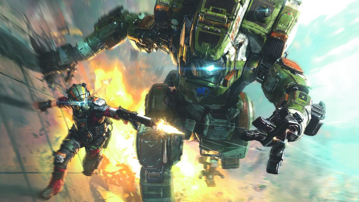 Titanfall 2 Review Quot The Campaign S Craft And Creativity