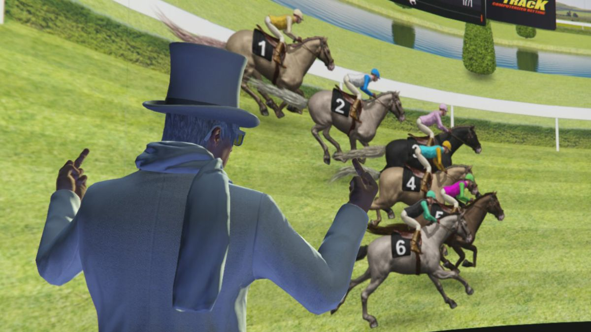 GTA Online's casino desperately needs Red Dead Online's
