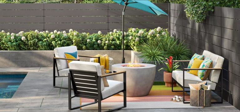 5 super-stylish Target patio sets on sale this week
