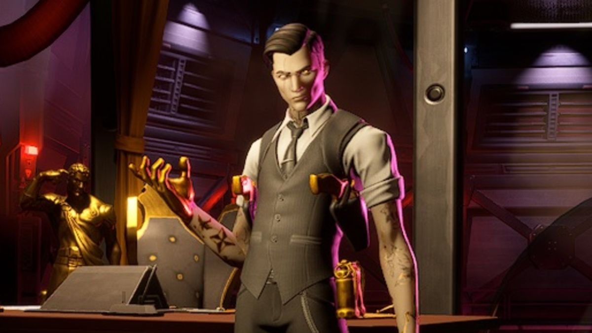 Fortnite update 12.60 patch notes: PC aim assist, Agency Storm event