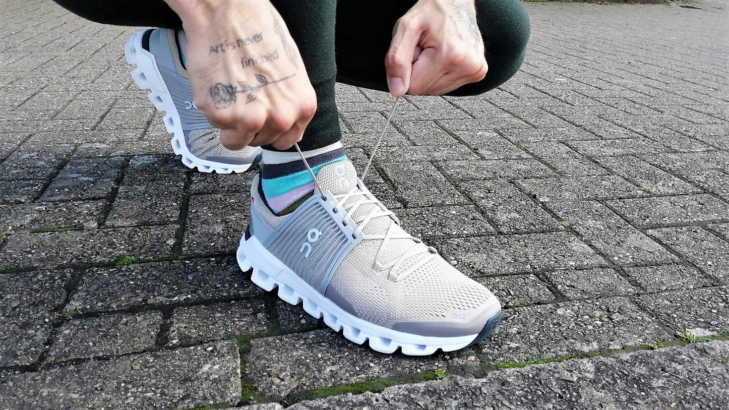 this urban running shoe proves Adidas