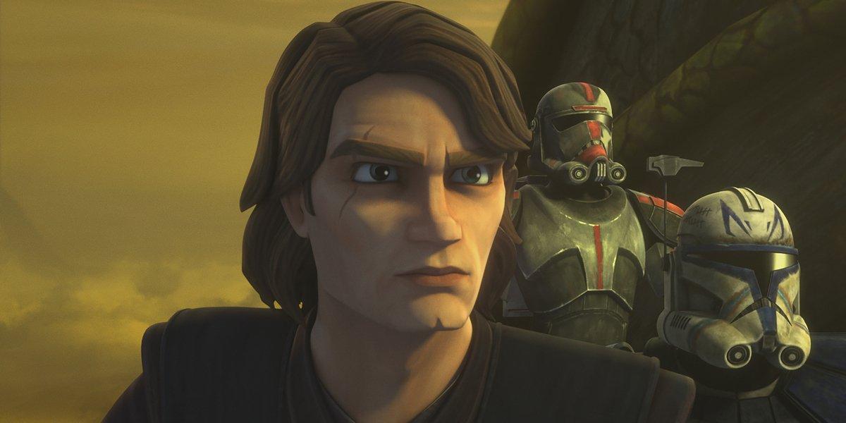 star wars the clone wars season 7 anakin skywalker disney+