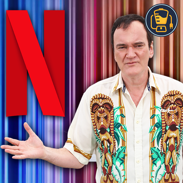 Quentin Tarantino Could End Up At Netflix According To His