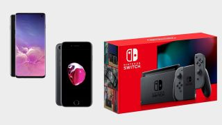 Get a free Nintendo Switch with this excellent Samsung S10 or iPhone 7 Plus deal