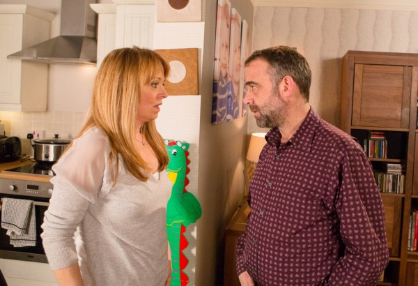 Jenny and Kevin (ITV)