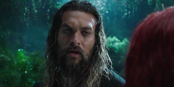 Arthur Curry in the Aquaman Trailer