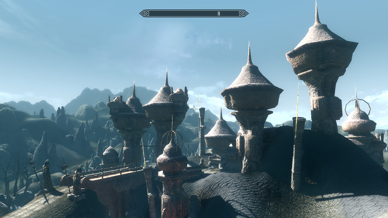 Skywind Uses Skyrim Engine To Remake Morrowind - CINEMABLEND