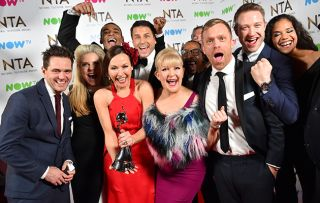George Rainsford, aka Ethan: 'All of us on Casualty are going to the NTAs!'