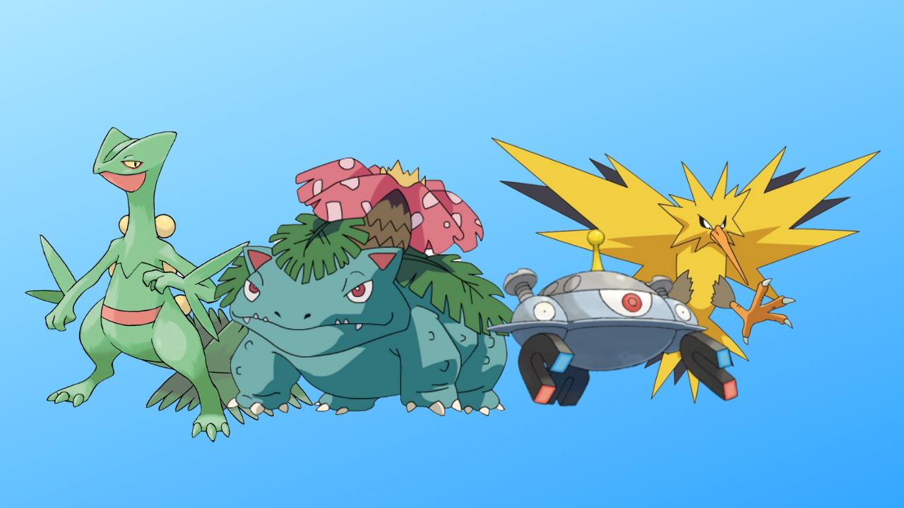 How to beat Cliff in Pokémon Go - Best Kingler & Sharpedo counters