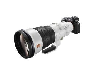 Sony FE 400mm f/2.8 GM