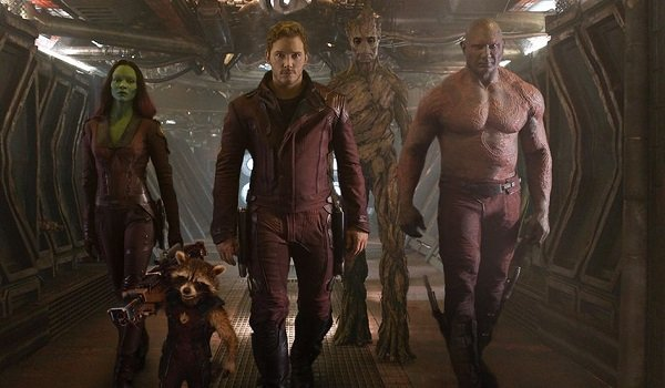 The Guardians Guardians of the Galaxy Marvel