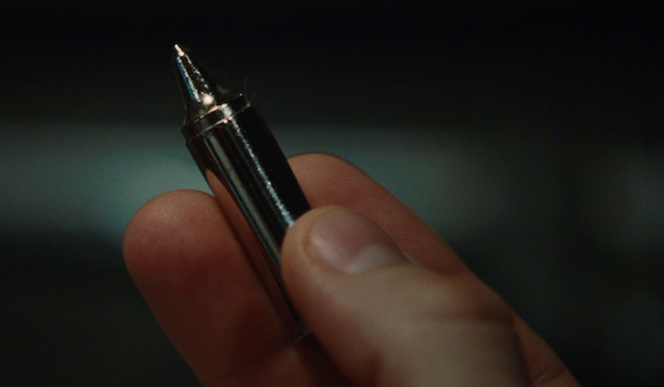 X-Men Origins: Wolverine adamantium bullet