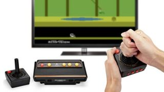 Save a massive £52 on the Atari Flashback 8 Gold Classic and relive the Atari 2600 era