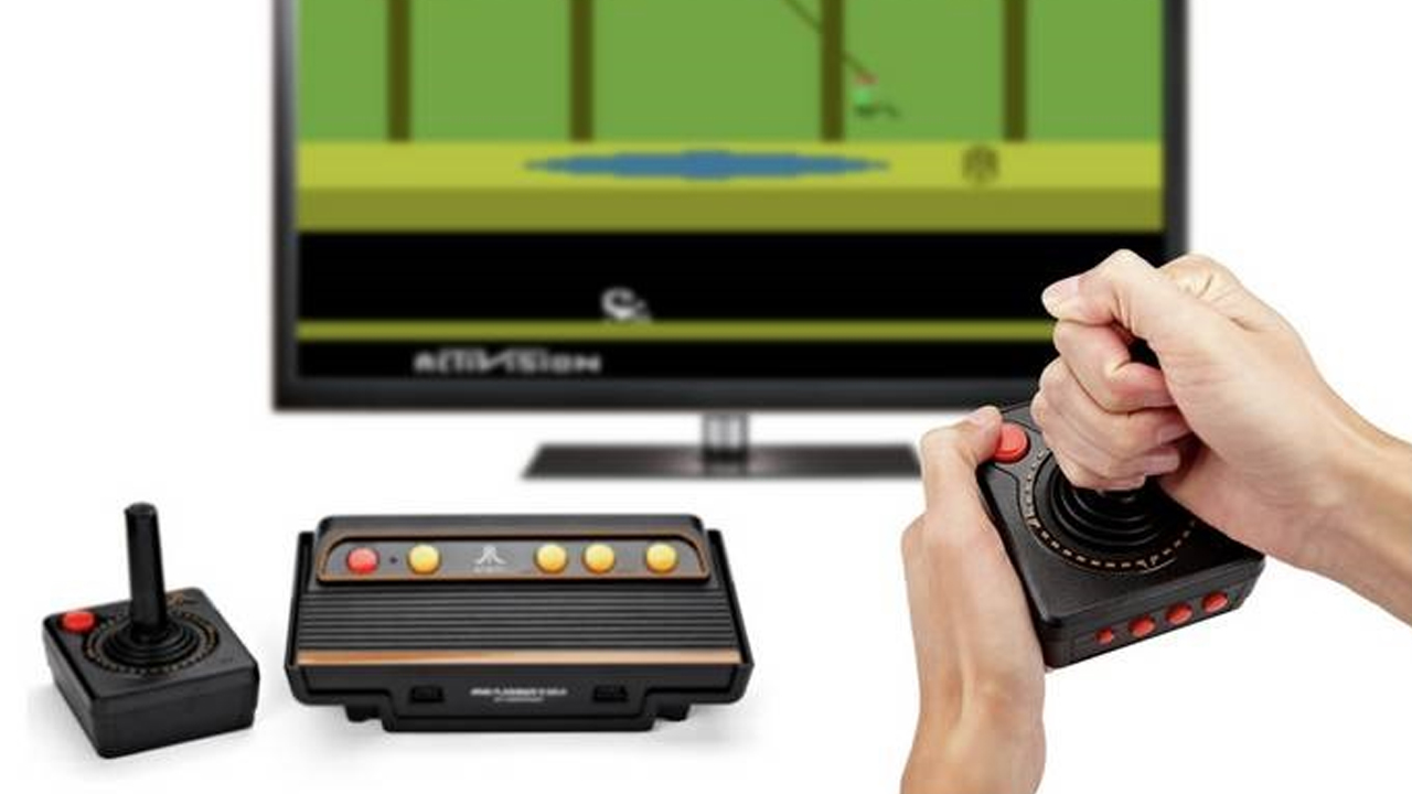Save a massive £52 on the Atari Flashback 8 Gold Classic and relive