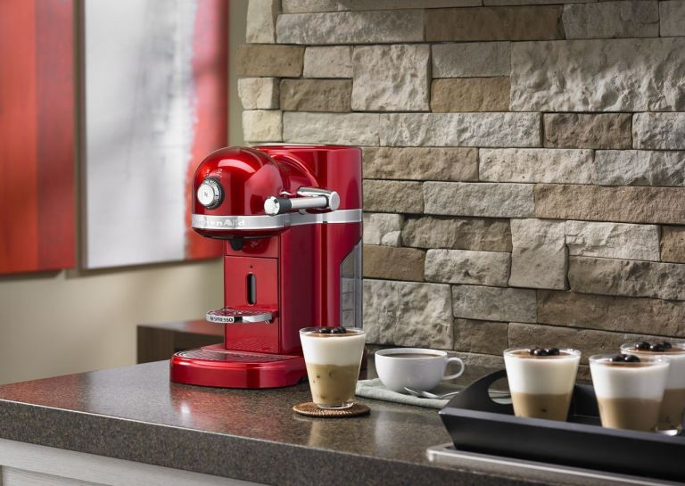 KitchenAid Artisan Nespresso 5KES0503 coffee machine