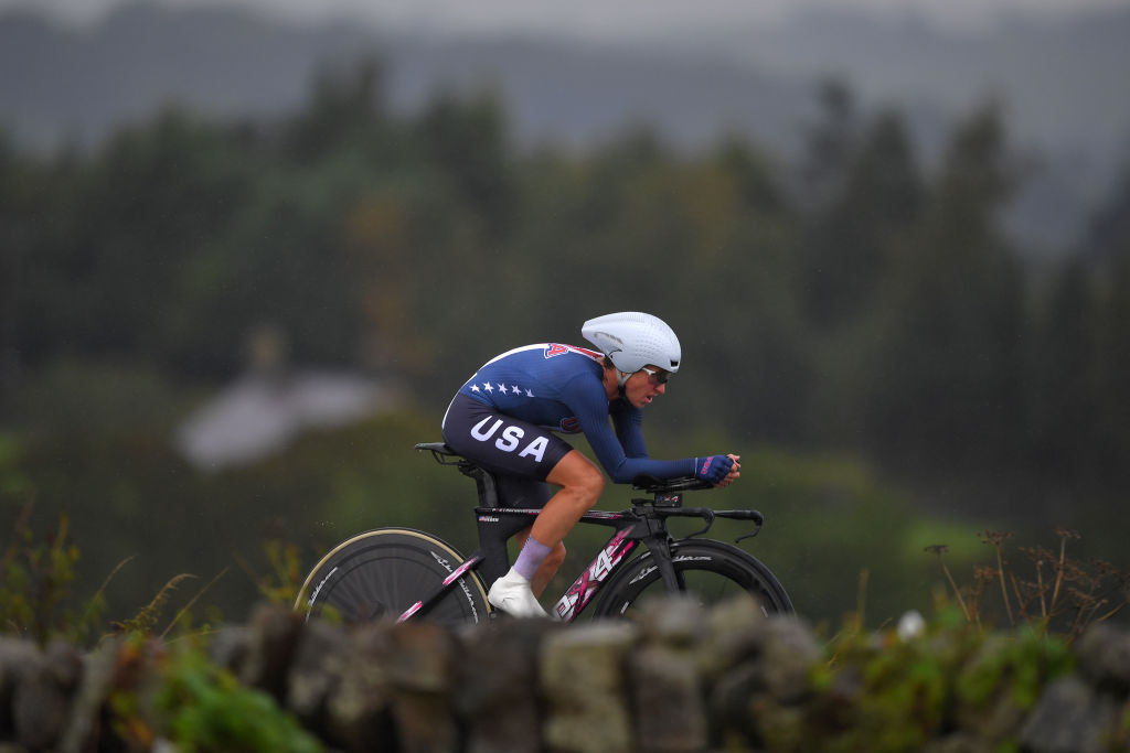 UCI road world championships elite women time trial