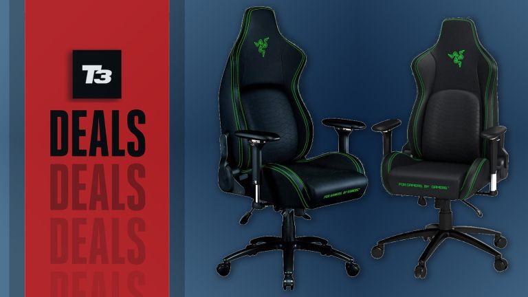 cheap gaming chair razer iskur