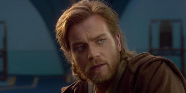 McGregor as Obi-Wan