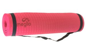 Meglio Premium Yoga Mat 7mm Small