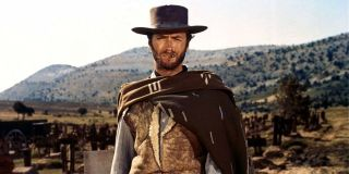 Clint Eastwood in The Good, The Bad and The Ugly