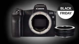 Canon EOS R lowest price ever! Bonkers £440 Black Friday discount