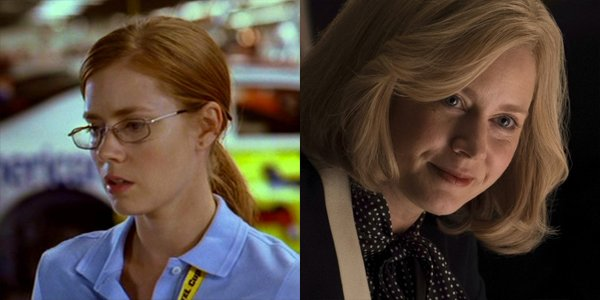 Amy Adams in Talladega Nights and Vice