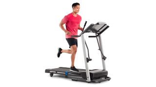 Get a Weslo folding treadmill for just $359 in Walmart's exercise equipment sale