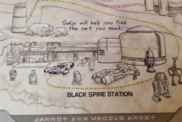 Black Spires