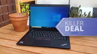 Save over $450 on Lenovo ThinkPad X13