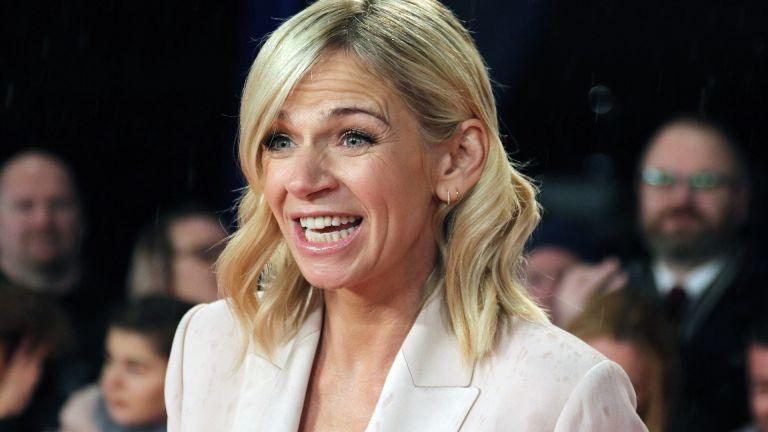 Zoe Ball, National Television Awards, The O2, London, UK, 22 January 2019