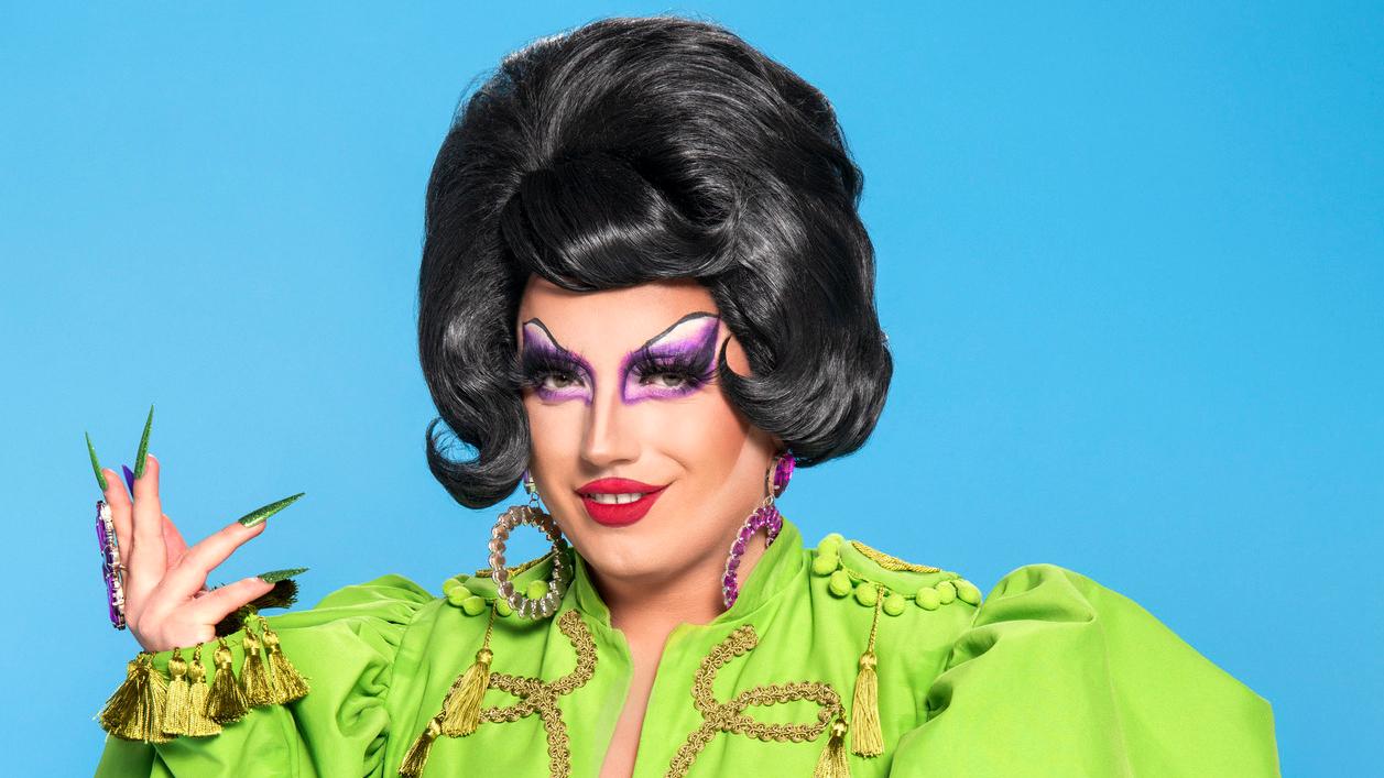 Ru Paul's Drag Race Season 3 - drag queen Chorizo May