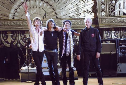 Shine a Light - Mick Jagger, Ronnie Wood, Keith Richards & Charlie Watts