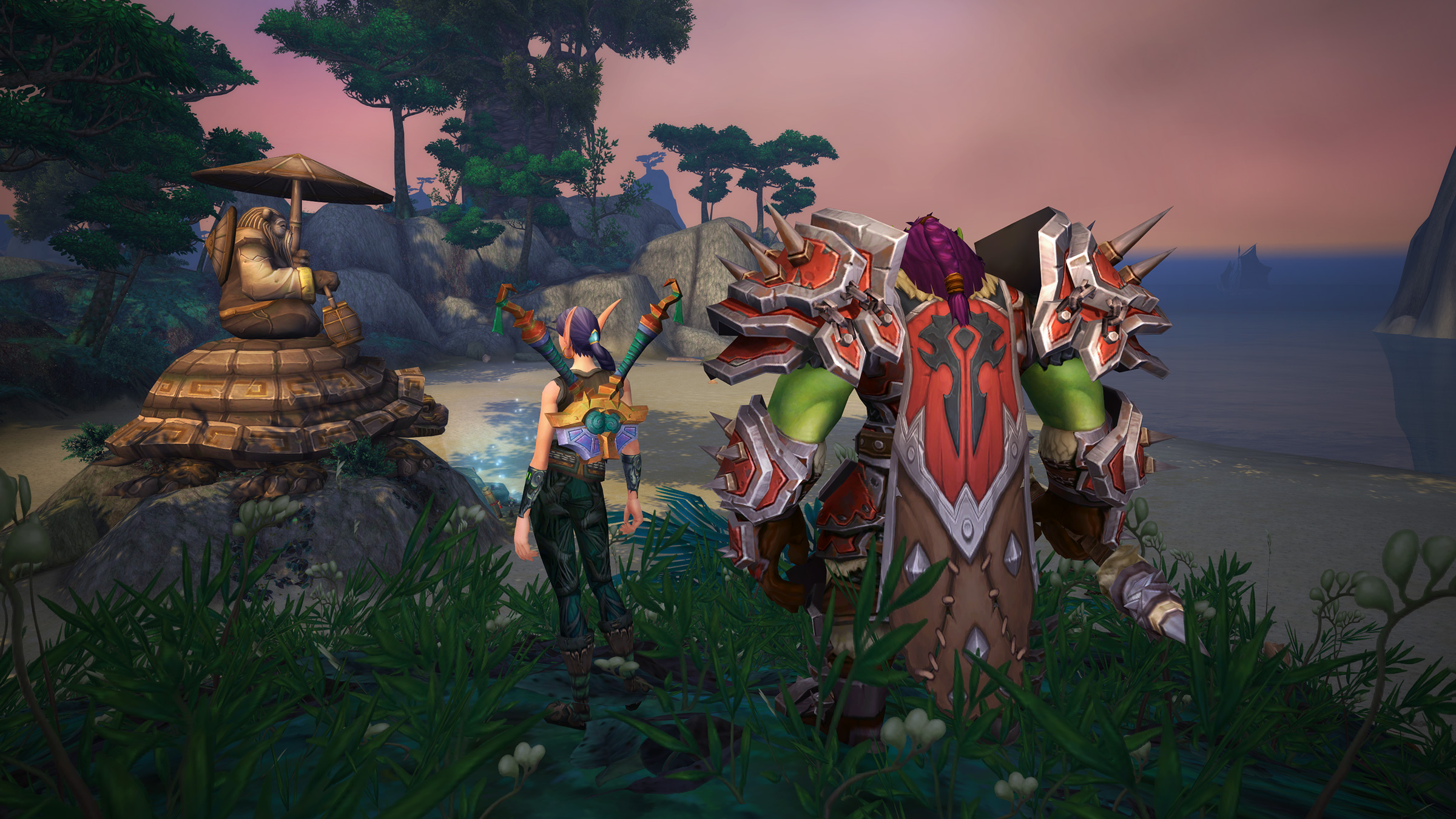 World of Warcraft's Recruit-A-Friend programme is being