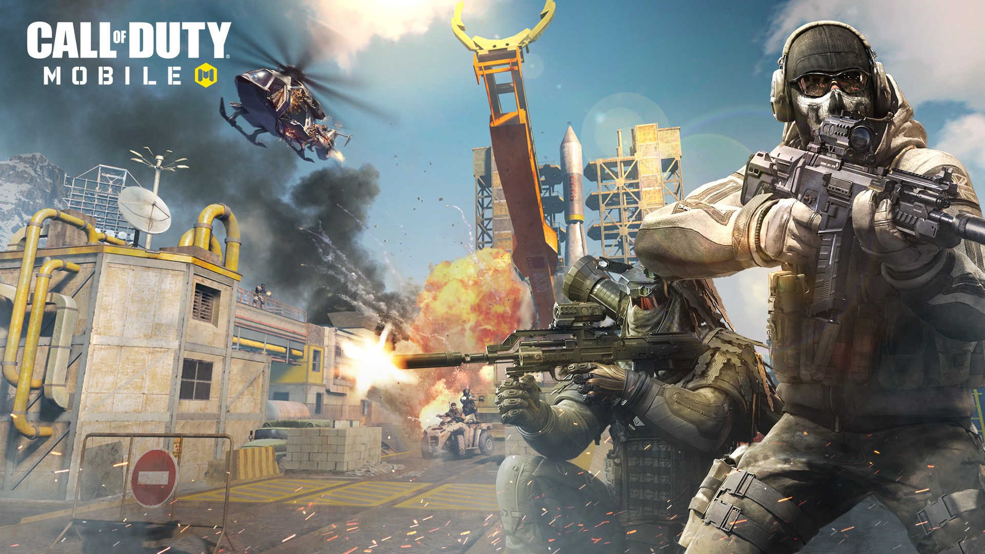 Call Of Duty Mobile Now Available To Play On Both Android And Ios
