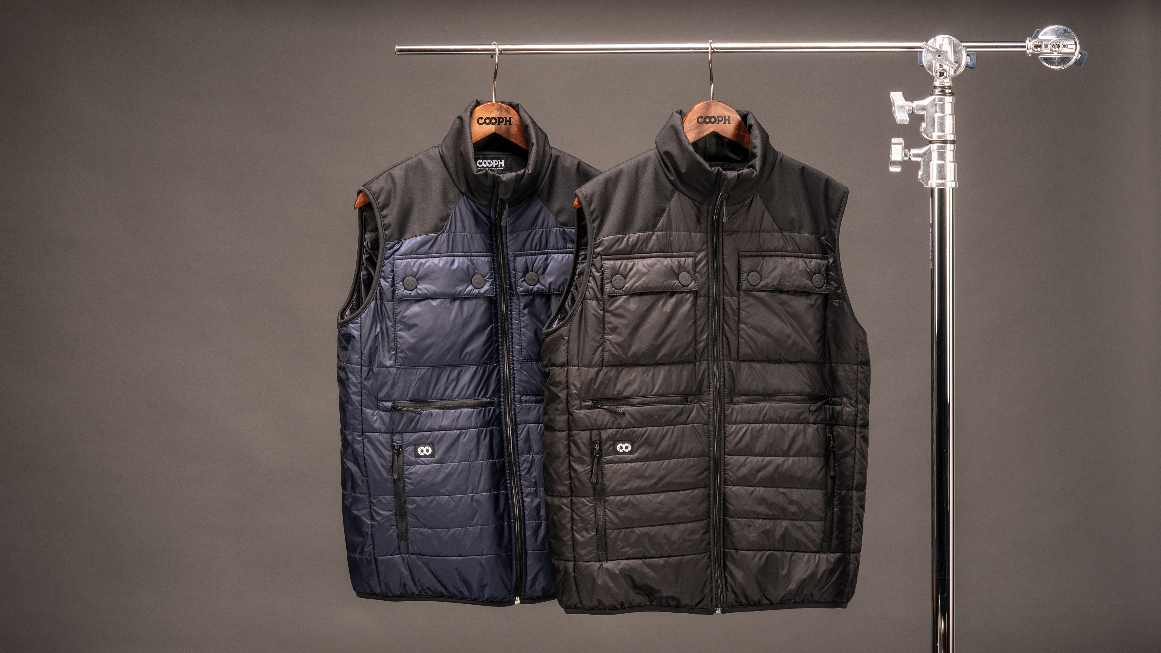 COOPH introduces new heatable photo vest
