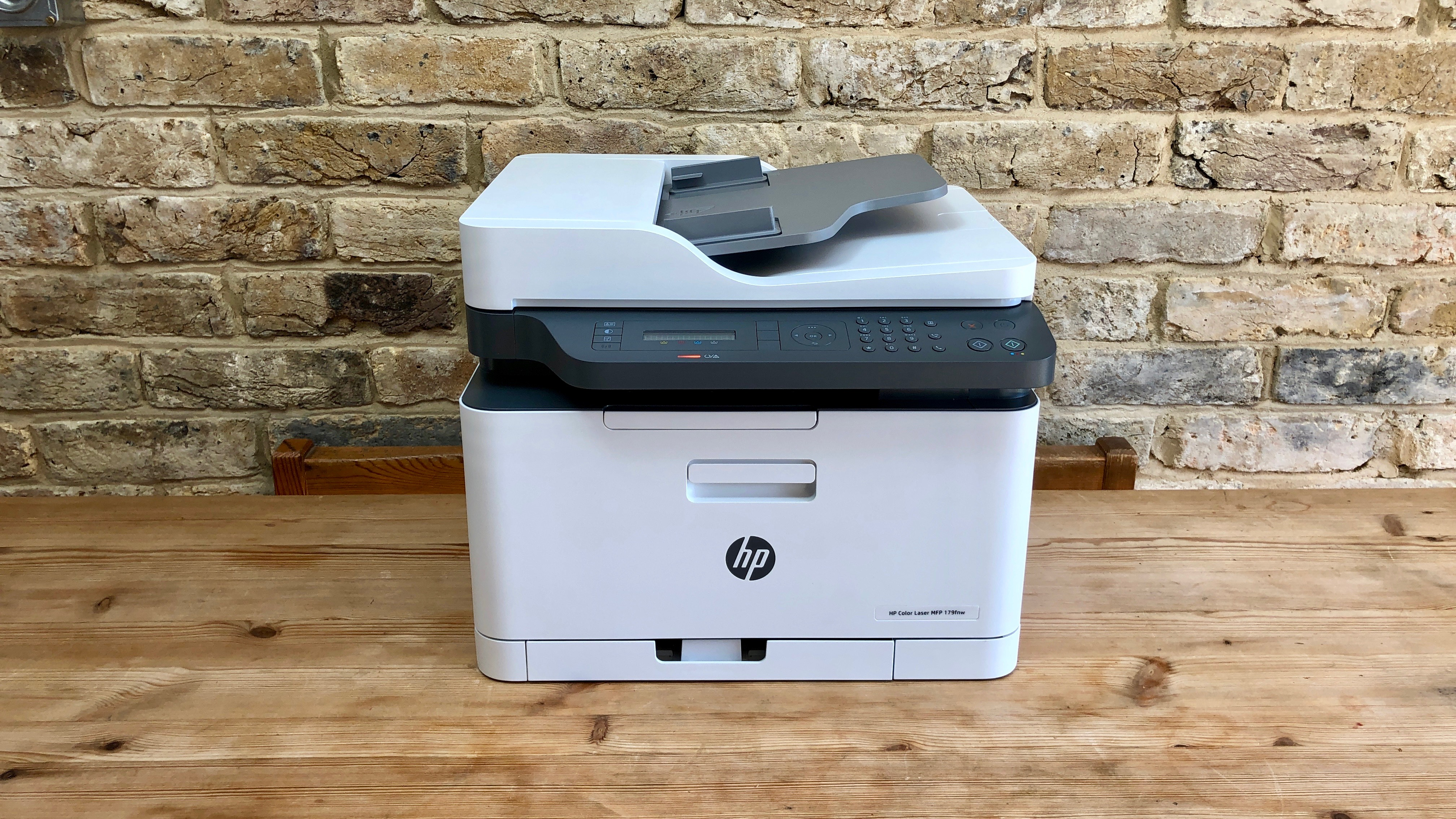 HP Color Laser MFP 179fnw review | TechRadar
