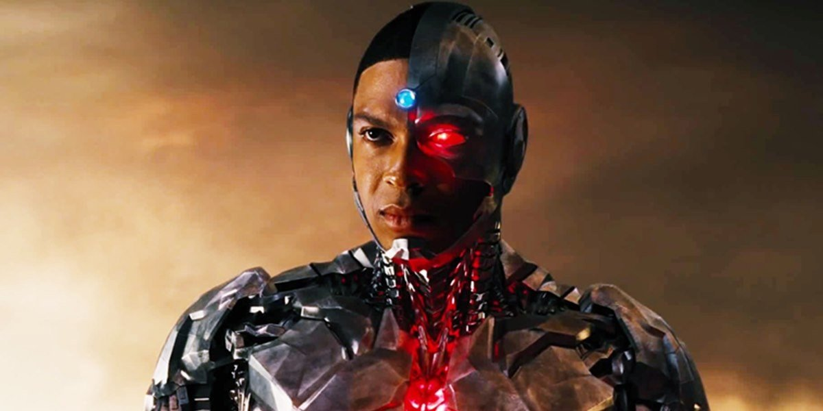 Ray Fisher as Victor Stone/Cyborg in Justice League (2017)