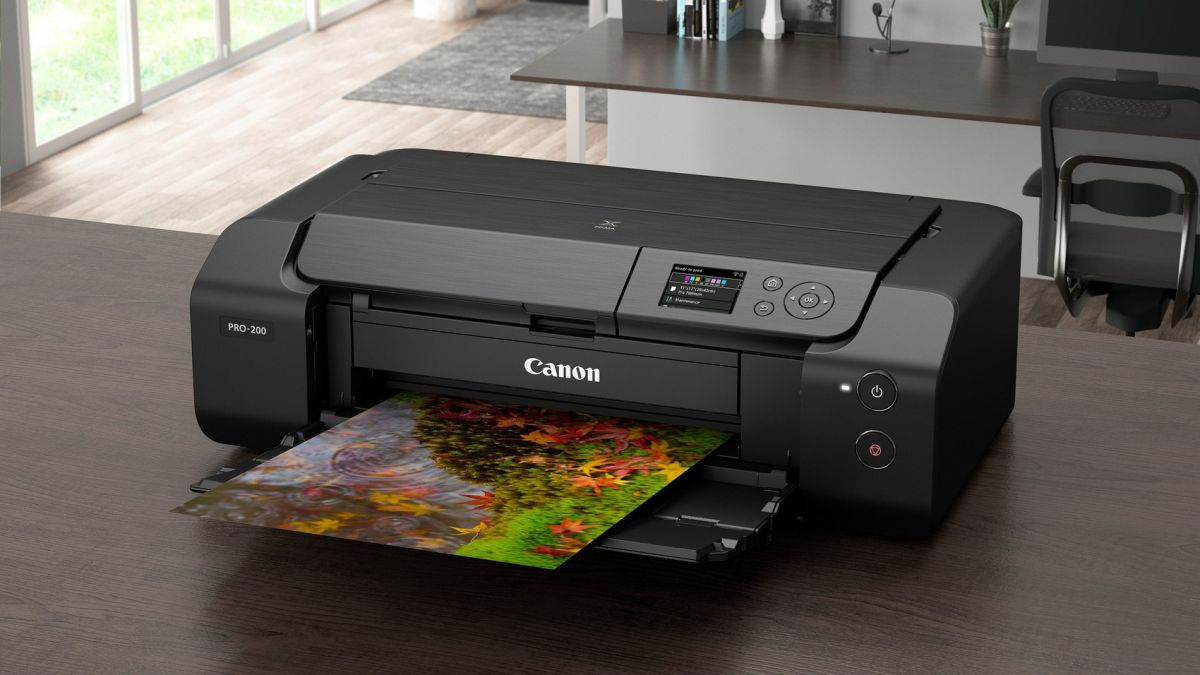 Canon's latest A3+ printer goes large on print quality without breaking the bank