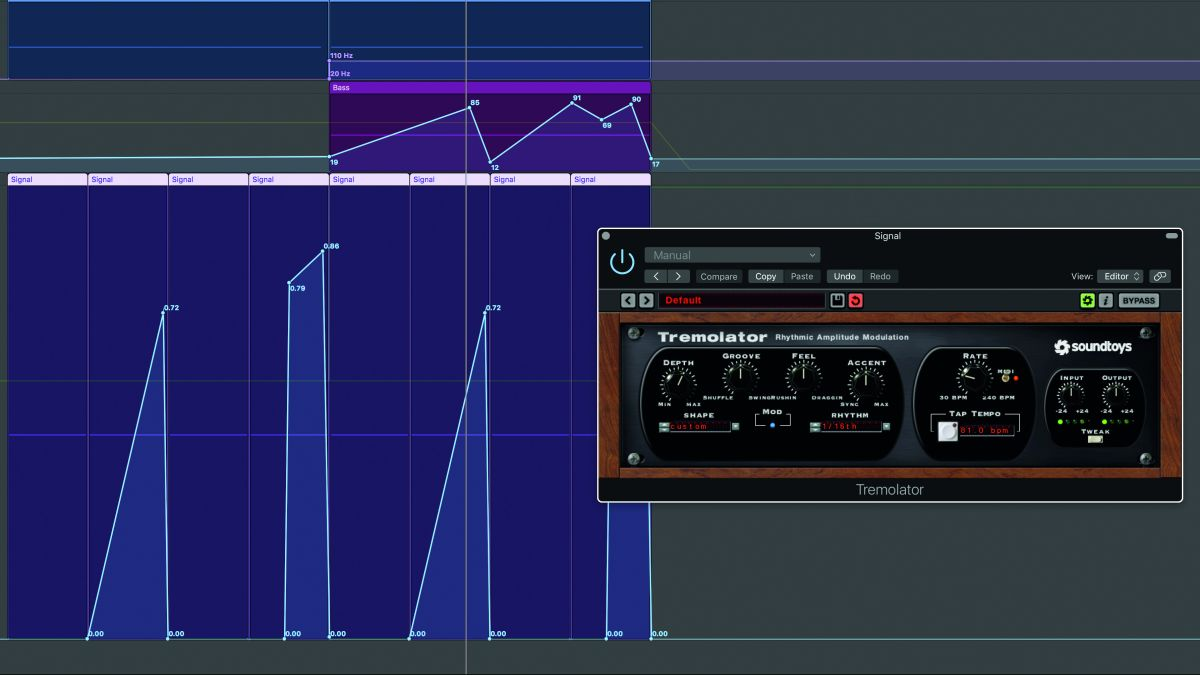 How automating unexpected parameters can improve your music