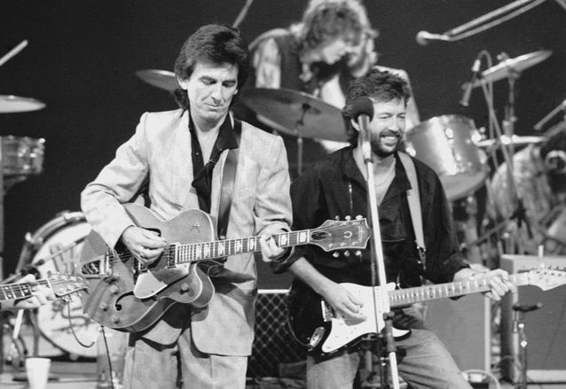Exploring Eric Clapton's Collaborations with The Beatles, Part 1