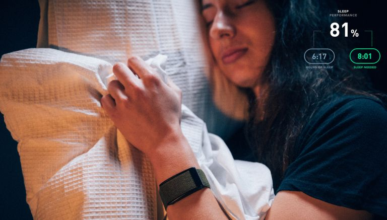 WHOOP Sleep can help you improve performance