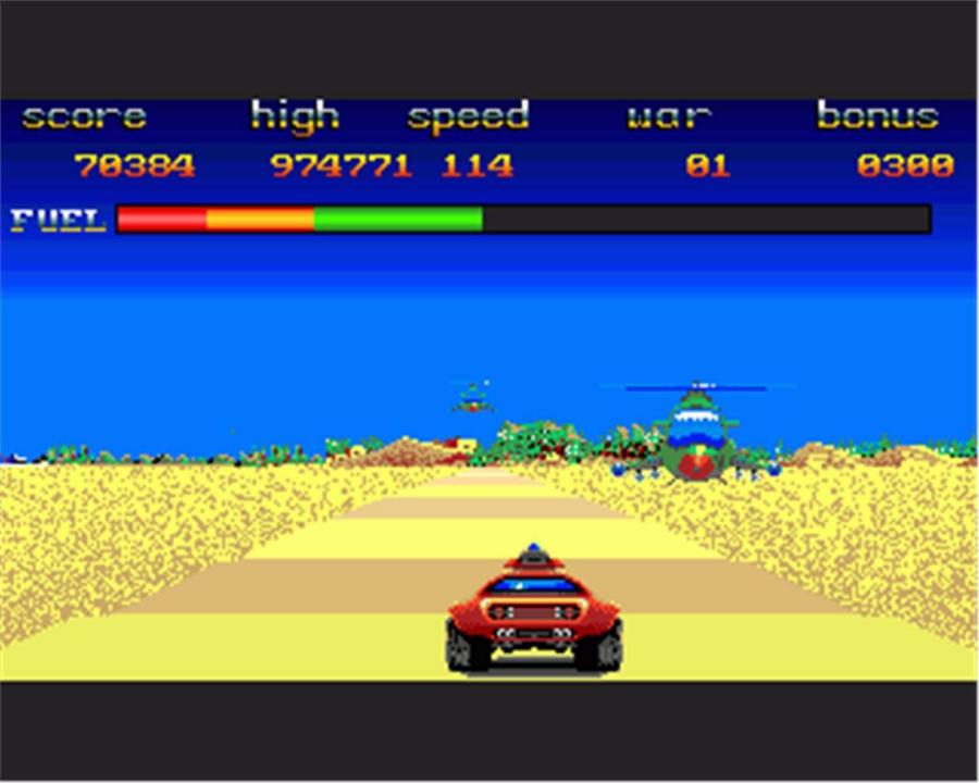 Fire And Forget Vehicle Looks Like Batman's Tumbler In New Screenshots #26483