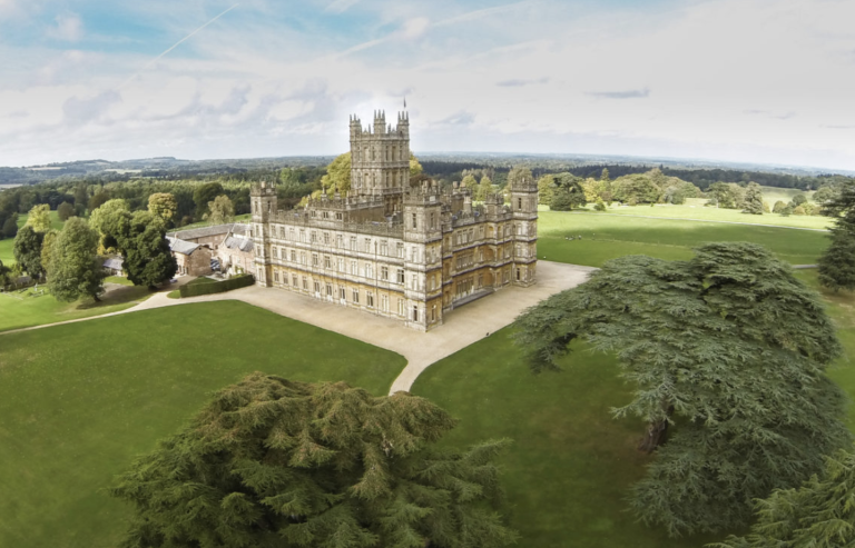 Highclere Castle/Downton Abbey