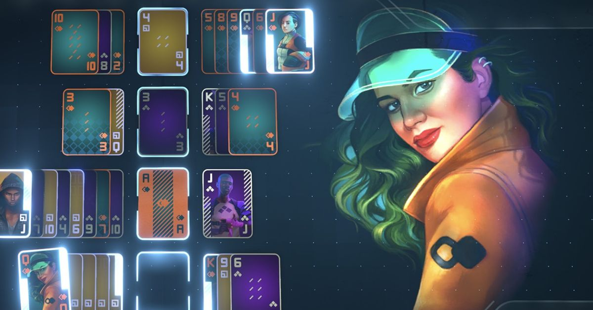 Bithell Games' next side project is solitaire with spies, supervillains and FMV cutscenes