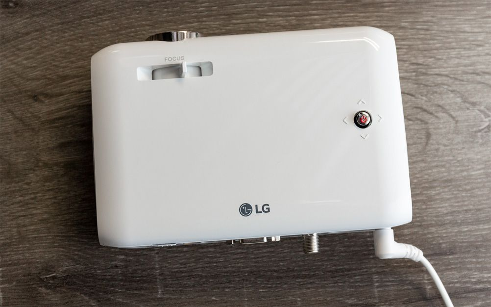 LG PH550 Mini Projector Review - Pros, Cons and Verdict