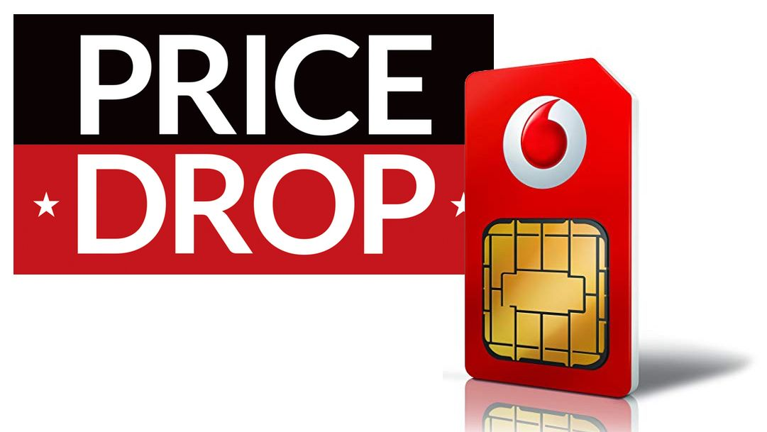 Unlimited SIM-only Vodafone deals are INSANELY CHEAP from just £14/month