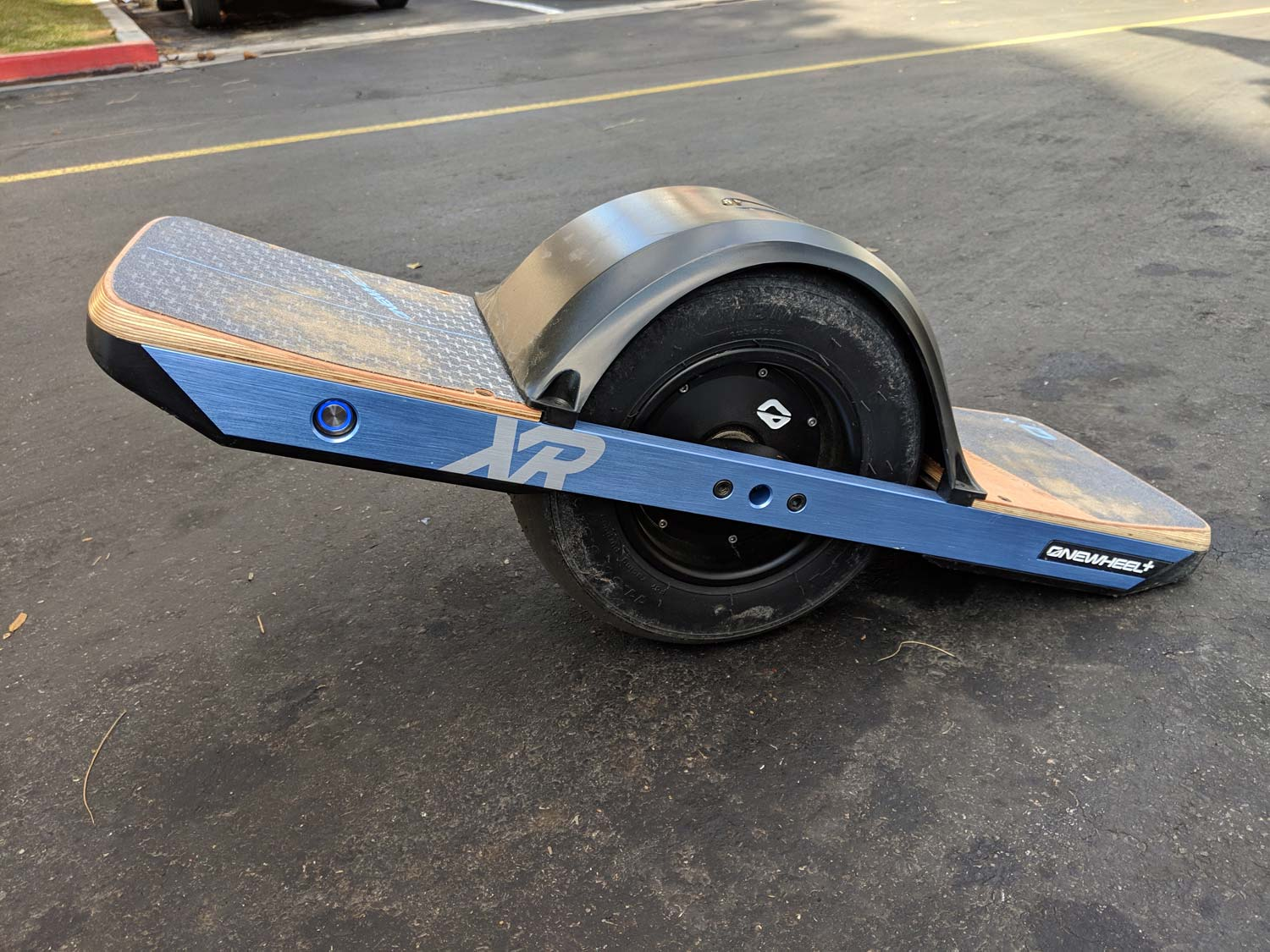 I Rode a Onewheel Rideable for the First Time, and Lived to Tell the