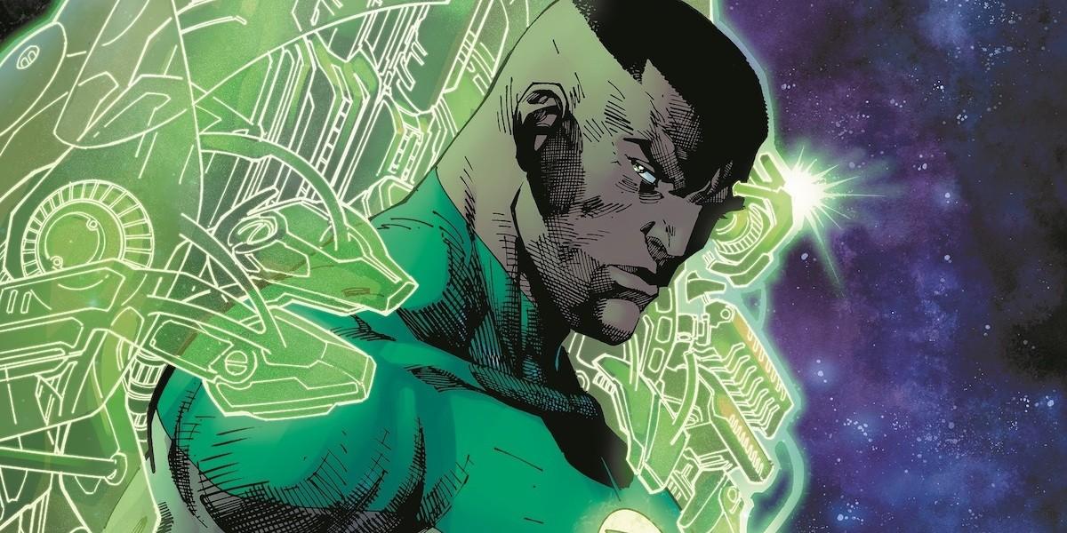 Green Lantern John Stewart (DC Comics)